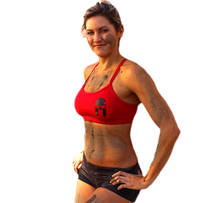 Charleston Warrior Obstacle Race Stephanie Keenan appears on NBC Spartan Ultimate Team Challenge TV show